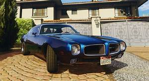 Vehicules Gta 5 : 1970 pontiac firebird v hicules t l chargements gta 5 ~ Medecine-chirurgie-esthetiques.com Avis de Voitures