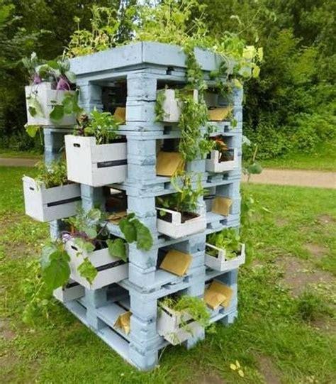 Garten Gestalten Mit Europaletten by Gartengestaltung Mit Europaletten Freshouse