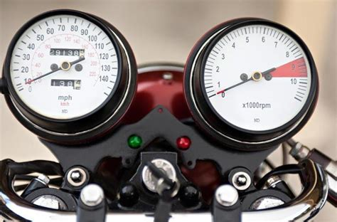 Purchase Honda Cb750 Cafe Racer Overlay Gauge Face Decal