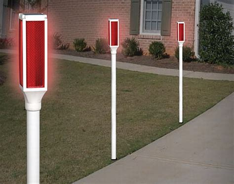 eco gadgets solar powered driveway markers could fail