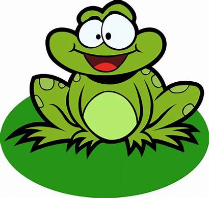 Things Clipart Living Draw Toad Characters Transparent