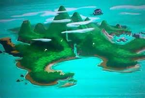 Jake and the Never Land Pirates Island