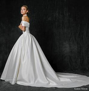 sareh nouri fall 2017 wedding dresses wedding inspirasi With wedding dresses 2017 fall