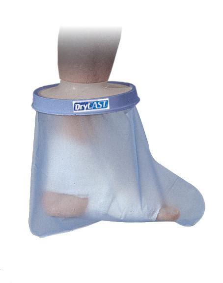 Waterproof Foot Protector For Shower by Waterproof Cast Cover For Shower Leg Drycast