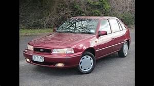 1996 Daewoo Cielo Nz New Hactback  1 Reserve     Cash4cars