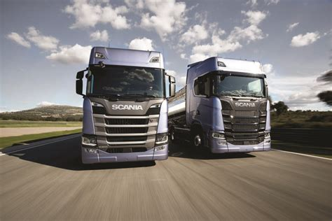 scania    trucks launched commercial motor
