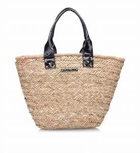 Sac En Paille Original : beach bag sac de plage en paille ~ Melissatoandfro.com Idées de Décoration