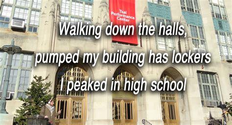 bu college wrote   personal haiku