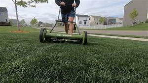 First Reel Mow