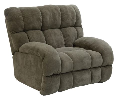 siesta lay flat recliner with extra wide seat by catnapper