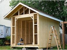 Wood Storage Shed Plans For DIY Specialists Shed Blueprints
