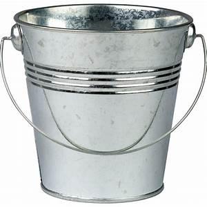 Metal, Bucket