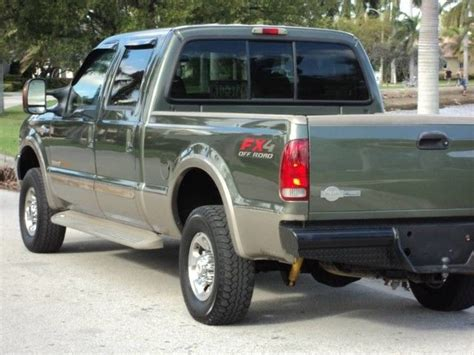 1FTNW21P33ED64075   2003 04 05 06 FORD F250 350 KING RANCH