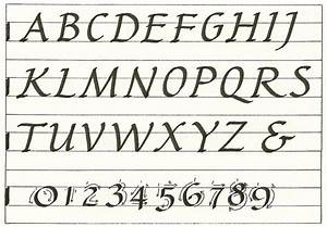 more italic alphabet calligraphy pinterest With italic letters calligraphy and handwriting