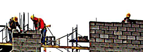 cuisine facade monter un mur en parpaing