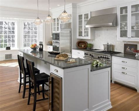 split level kitchen island bi level island ideas pictures remodel and decor