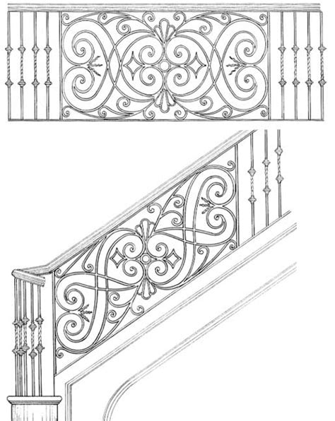 wrought iron originals iron railings for stairs buy factory direct to save money