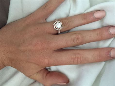 show me your 1 1 5 carat engagement rings