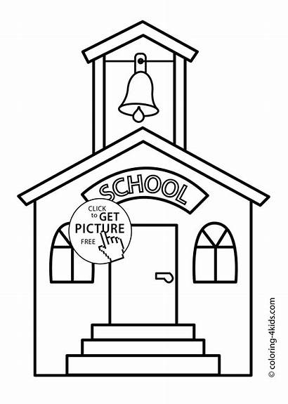Coloring Building Printable Classes Pages