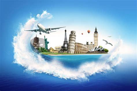 Travel All Around The World Graphicillustration Art