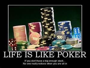 Funny Poker Ima... Casino Chips Quotes