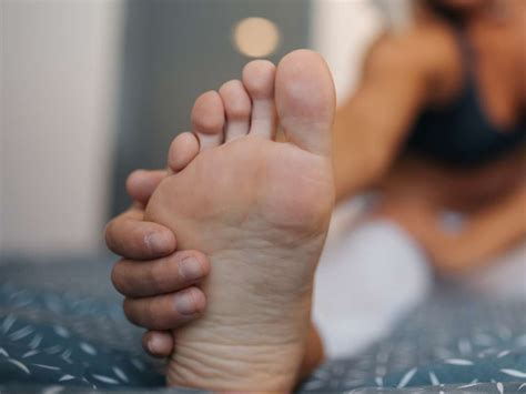 Hot Feet Causes And Treatments