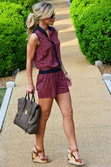 40 Hot and Cute Romper Outfit Ideas