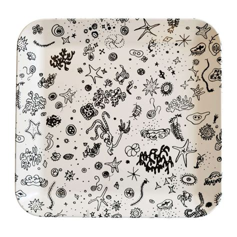 waverly products tray vintage charles and eames sea things tray for waverly products 7021