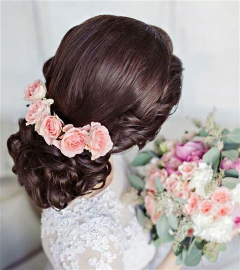 incredibly eye catching long hairstyles  wedding