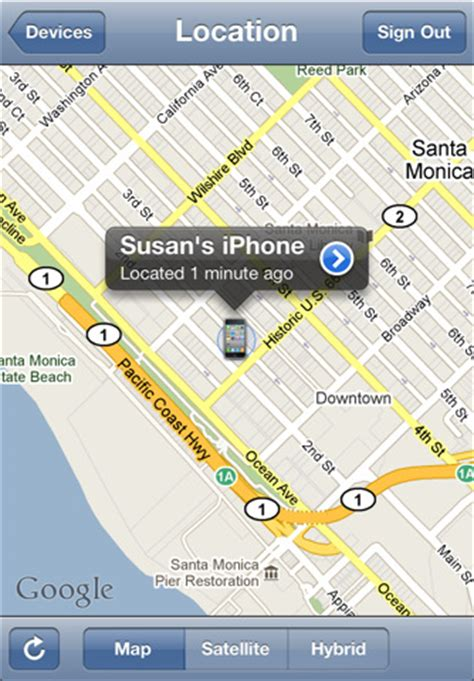 what does do not track on iphone find my iphone iphone app review appsafari