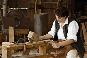 Women Cooper's in Colonial Times