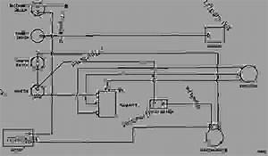 Wiring Diagram - Pipelayer Caterpillar 561b