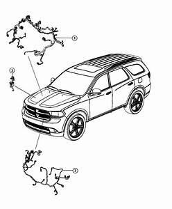 Dodge Durango Wiring  Headlamp To Dash   Electro