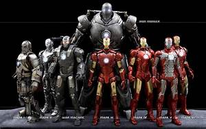 Iron Man Suits Wallpapers - Wallpaper Cave