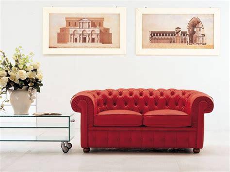 Divano Pelle O Ecopelle - divano in pelle o ecopelle chester