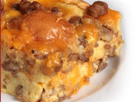 breakfast casserole recipe sausage breakfast casserole recipe just a pinch recipes