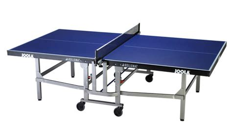 joola ping pong table joola rollomat olympic ping pong table gametablesonline com
