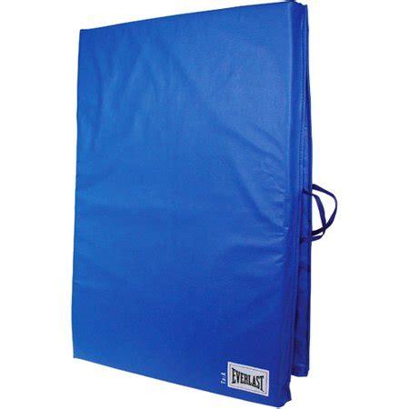walmart exercise mat everlast 2 x 6 folding exercise mat