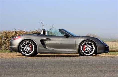 Porsche Boxster Roadster Review (2012