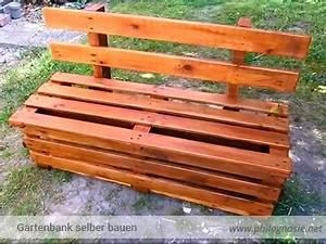Gartenbank Selber Bauen Anleitung : gartenbank selber bauen aus holz philognosie ~ Frokenaadalensverden.com Haus und Dekorationen