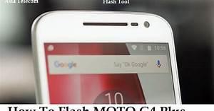 How To Flash Moto G4 Plus Xt1643 7 0 Nougat Adb With Usb