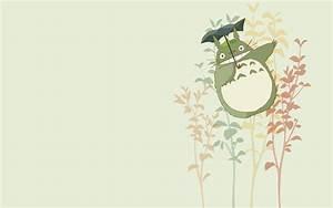 Totoro Wallpapers HD - Wallpaper Cave