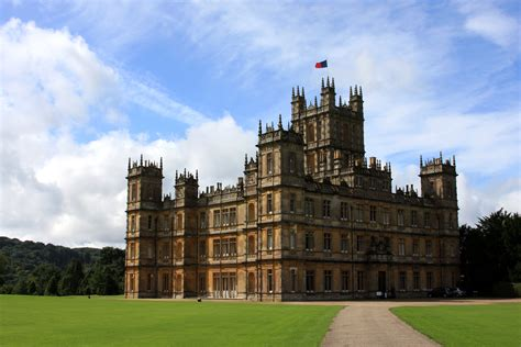 Castle Background Highclere Castle Hd Wallpaper And Background Image