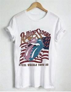 Tee Shirt Rolling Stones : 25 best ideas about rolling stones shirt on pinterest ~ Voncanada.com Idées de Décoration