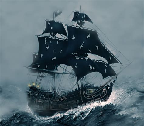 The Black Pearl Pirat Party Pinterest Pearls The O