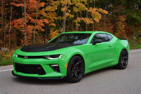 Review 2017 Chevrolet Camaro Ss 1le Gtspirit