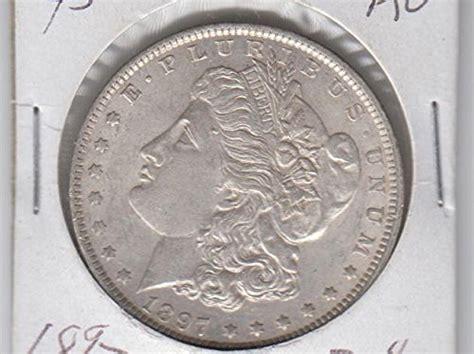 1897 S Morgan Silver Dollar Dollar Xf-40 At Amazon's