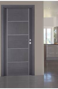 porte interieur casoar finition chene cendre porte design With bloc porte interieur design