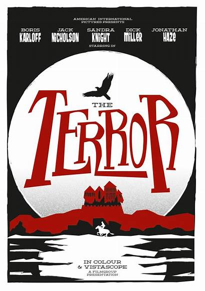 Terror Amp Sarah Movie Poster