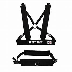 Speed Training Harness  U0026 Belt With Tow Lines By Speedster